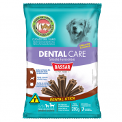 Snack Dental Care Cachorros Raças Grandes Bassar Pet Food 280g