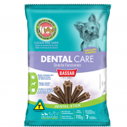Snack Dental Care Cachorros Raças Pequenas Bassar Pet Food 110g