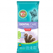 Snack Dental Care Cachorros Raças Pequenas Bassar Pet Food 45g