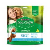 Snack Dog Chow Extra Life Saúde Oral Cachorros Raças Pequenas 105g