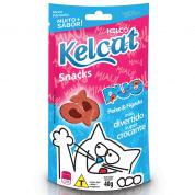 Imagem - Snack Kelcat Gatos Duo Peixe e Fígado 40g