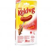 Snacks Keldog Salsicha de Carne - 55g