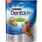Snacks para Cachorros Raças Grandes Dentalife 196g