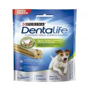 Snacks para Cachorros Raças Pequenas Dentalife 42g