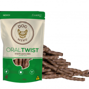 Snacks para Cães Oral Twist Dog Menu - 60g