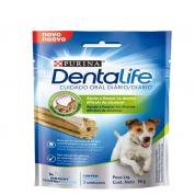 Snacks para Cães Raças Pequenas Dentalife 18g