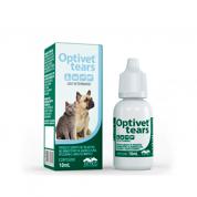 Solução Oftalmica Optivet Tears Vetnil 10ml
