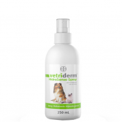 Spray Vetriderm HidraSense Gatos e Cachorros 250ml