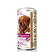 Sticks para Cães Spin Pet Digestive Probiotic Sabor Coco e Aveia 150g