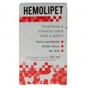 Suplemento Avert Hemolipet 30ml