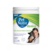 Suplemento Modera Pet Nutre Para Cães Que Tendem a Engordar 60g