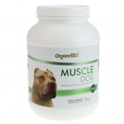 Suplemento Muscle Dog 1kg