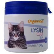 Suplemento Organnact Para Gatos Lysin Cat SF
