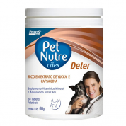Suplemento Pet Nutre Deter 30 Tabletes