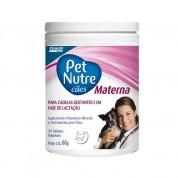 Suplemento Pet nutre Materna Tabletes - 60g