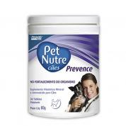 Suplemento PetNutre Prevence para Cães Tabletes - 60g