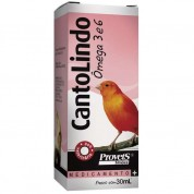Suplemento Provets Cantolindo Omega 3 e 6 - 30ml