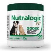 Imagem - Suplemento Vitamínico Mineral em Pó Nutralogic Cães Gatos 100g
