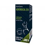 Suplemento Vitamínico Nutrisana Aderocal D3 - 20ml