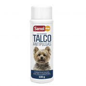 Talco Antipulgas Sanoldog - 100g