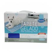 Tapete Gelado Pet Cooling Mat Cachorros Chalesco Grande
