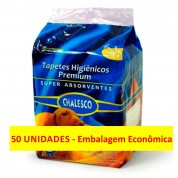 Imagem - Tapete Higiênico Chalesco 50 Unidades