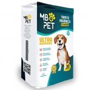 Tapete Higiênico Premium MB Pet 30 unidades
