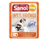 Tapete Higiênico Sanol Dog com 7 Unidades