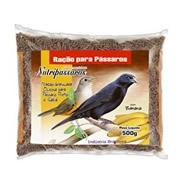 Ração Granulada Oleosa Para Sabiá e Pássaro 500g