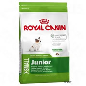 Ração Royal Canin X-Small Junior Cães 1KG