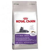 Ração Royal Canin Sterilised 7+ Gatos Castrados 400g