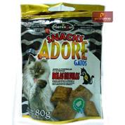 Imagem - Snack Adore Gatos Bola de Pelos 80g
