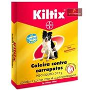 Coleira Anti Carrapatos Kiltix M