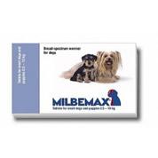 Milbemax para Cães até 5 kg  2 Comprimidos