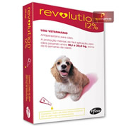 Imagem - Revolution 12% Cães de 10 a 20kg - 1 Ampola