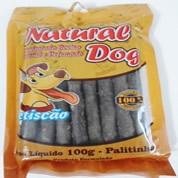 Imagem - Palito Desidratado Bovino Natural Dog Para Cães 100g