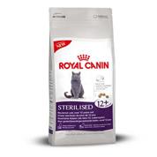 Imagem - Ração Royal Canin Sterilised 12+ Gatos Castrados 400g