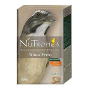 Alimento Ração Para Trinca Ferro (Pixarro) Nutrópica Natural 300g