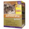Advocate Combo Leve 3 Pague 2 Para Gatos de 4 Kg a 8 Kg 0,8ML
