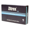 Antibiótico Zitrex 100mg - 6 comprimidos