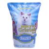 Areia Sanitária Micro Cristais Silica Gel Gatos Chalesco 1,8kg 2