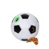 Brinquedo Bola de Futebol Porta Petiscos com Som  2