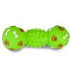 Brinquedo Halteres Gigante com Patas e Ossos