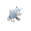 Brinquedo Importado Ovelha Pelúcia Para Cães Petix Azul