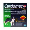 Cardomec Plus Verde Cães de 12 a 22kg 6 Tabletes