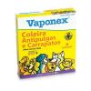Coleira Antipulgas e Carrapatos Vaponex 20g
