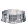 Comedouro de Alumínio Leve Grande 1700ml