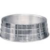 Comedouro de Alumínio Leve Pequeno 600ml