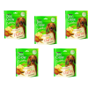 Kit 5 Dog Chow Carinhos Mix de Frutas 75g