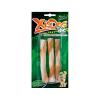 Osso Trançado XisDog Bio Pequeno 3 Unidades